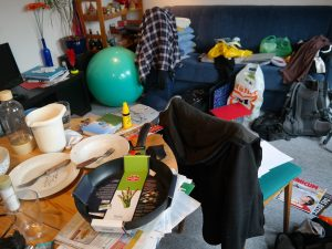 Is it Clutter? Or is it Overwhelm?